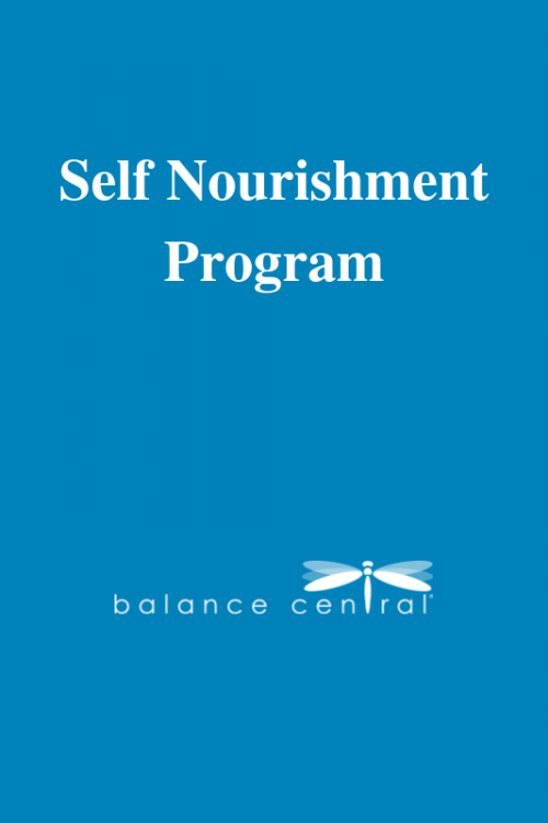Self Nourishment Program