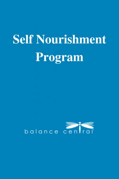 Self Nourishment Program