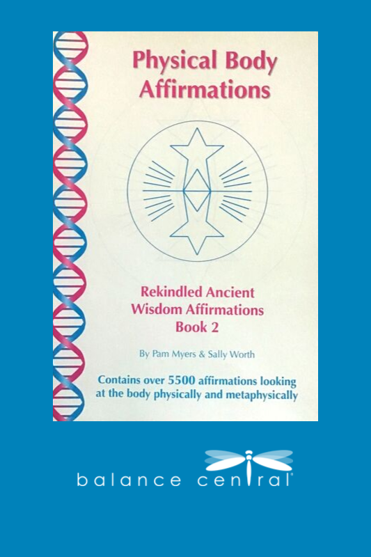 Physical Body Affirmatins Book 2